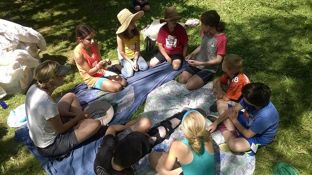 Horizons K-8 Summer Camp