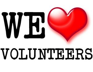 we heart volunteers web