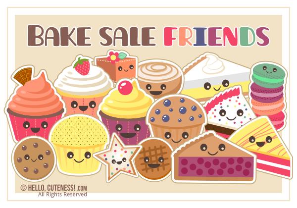 409299bc8223f86932d3d6c90bdaa100_baked-cuties-free-clipart-bake-sale-items_600-420