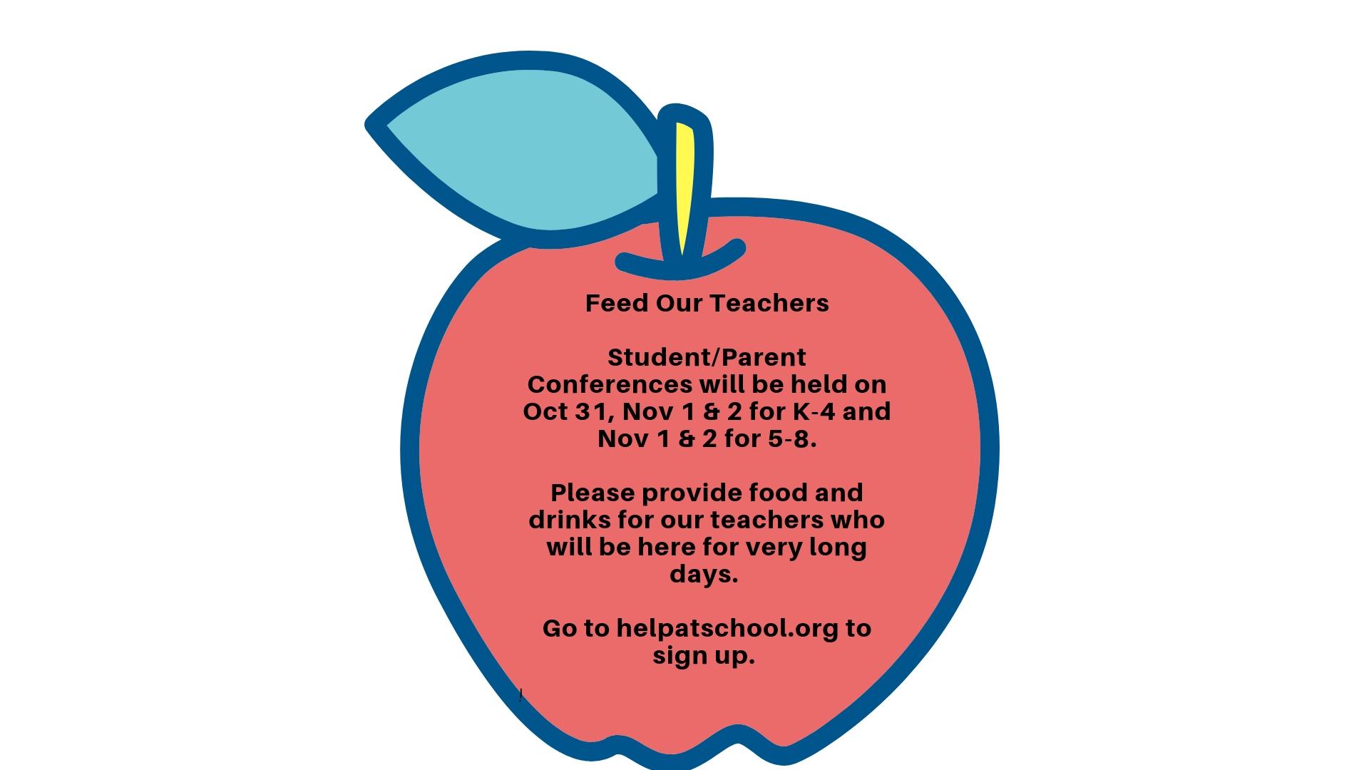 Feed Our Teachers